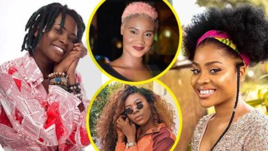 Photo of 10 most beautiful Ghanaian female musicians