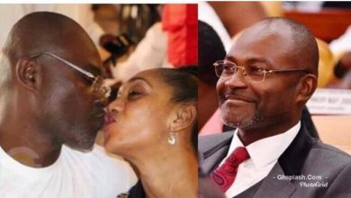 Photo of Because of the cedi depreciation, I struggle to satisfy my wife – Kennedy Agyapong