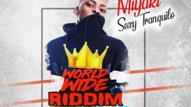 Photo of MiYAKi – Sexy Tranquilo (WW Riddim) (Prod by RonyTurnmeUp)