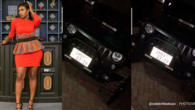 Photo of PHOTOS OF WENDY SHAY'S CUSTOMISED BRAND NEW JEEP WRANGLER