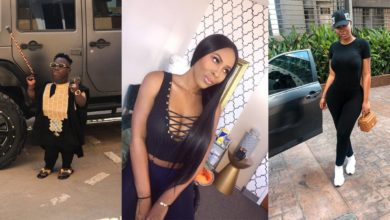 Photo of 'My bae, you look so good come give me kiss' – Shatta Bandle's Nigerian girlfriend says
