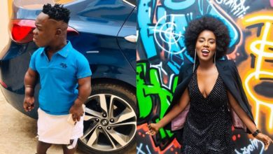 Photo of Mzvee is crushing on Africa's Billionaire Shatta Bandle, says he should give her money so they start dating