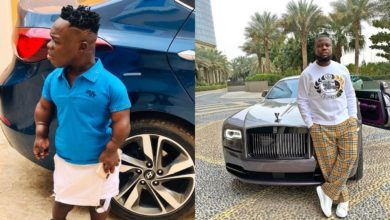 Photo of Nigerian Billionaire, Hushpuppi says he can't wait to meet Shatta Bandle at Dubai after Bandle promised to give him 'Block' money