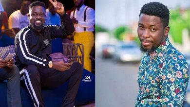 Photo of Let's forget this NPP & NDC, I support Kwame A Plus for forming a new Party – Sarkodie