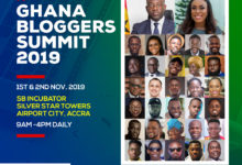 Photo of Ghana Bloggers Summit: Information Minister, Kojo Oppong Nkrumah & Linda Ikeji To Deliver Keynote Address