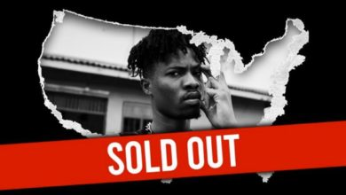 Photo of Kwesi Arthur's New York Show Sold Out!!!