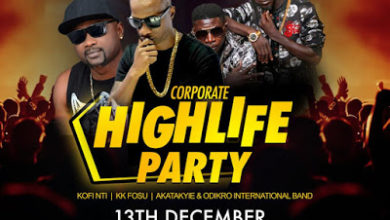 Photo of Starr FM & MJ Corporate Highlife Party Comes Off On 13th December 2019