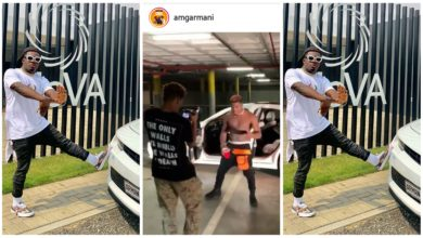 """Photo of Watch: AMG Armani Gets Official Video For """"Oh Whaat"""" Ready"""