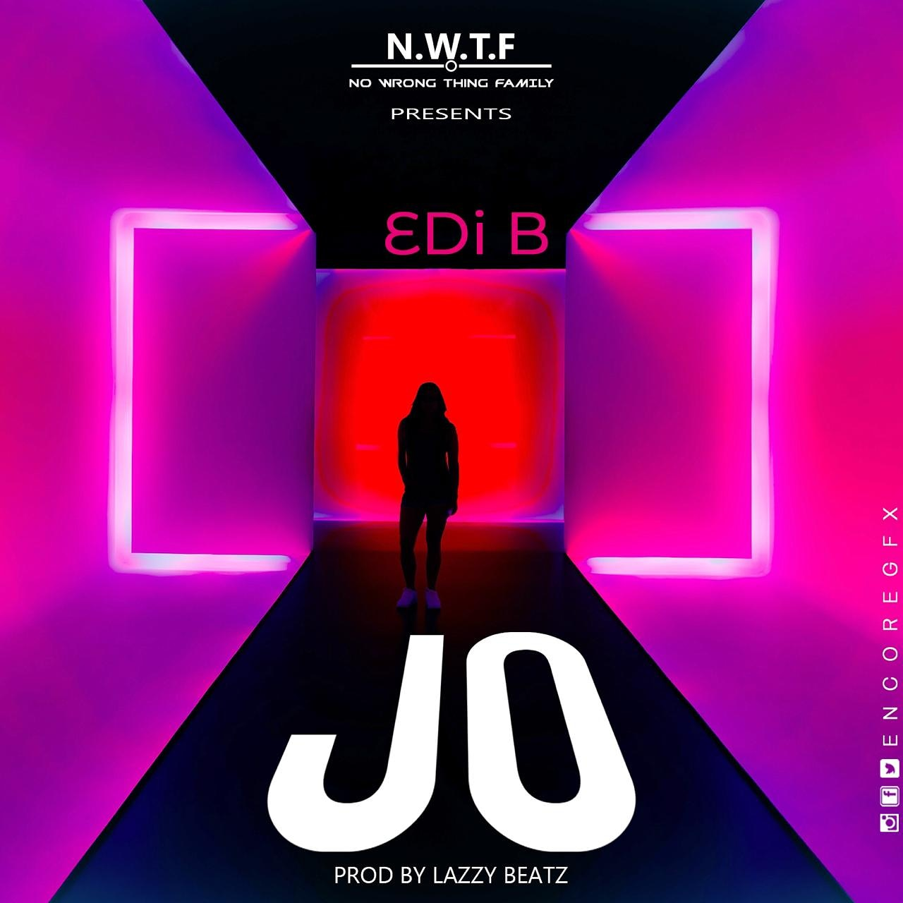 Photo of EDi B – Jo (Dance)(Prod by Lazzy Beatz)