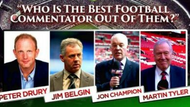 Photo of Choose One! Who Is The Best Football Commentator Out Of This List? (See Them)