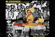 Photo of Ko-Jo Cue – Blessings ft. Lud Phe