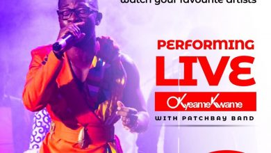 Photo of Okyeame Kwame Partners with Vokacom to Unveil Live Streaming LALAFIO For Fans