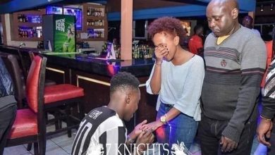 Photo of Married man threw party for his side chick then the side chick's boyfriend proposed at the party