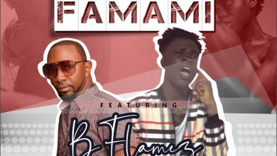 Photo of D-Mark Gray Feat Bflames – Famami (Prod By King Paul Beatz)