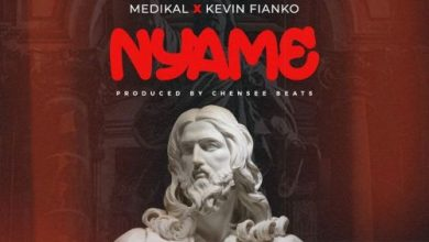 Photo of Medikal x Kevin Fianko — Nyame (Prod By Chensee Beatz)