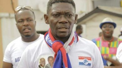 Photo of Actor Agya Koo makes a u-turn, composes a new campaign song for the NPP
