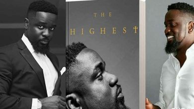 Photo of Sarkodie set to release his first-ever book titled 'The Highest'