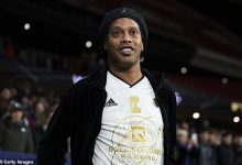 Photo of Ronaldinho Set To End Five-Month 'Prison Hell' And Return To Brazil Today After Fake Passport Scandal In Paraguay