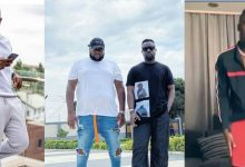 Photo of Sarkodie ignores calls to reveal the truth about Stonebwoy and manager's fight