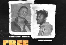 Photo of Sherry Boss – Free The Mic Ft Amerado (Prod. by Apya)