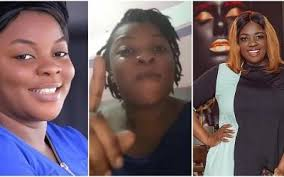 Photo of Video: Tracey Boakye and Gloria Kani talking about Mahama leaks
