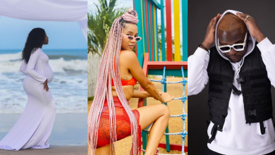 Photo of Sister Derby Reacts After Fella Makafui And Medikal Share Photos And Videos Of Baby Bump