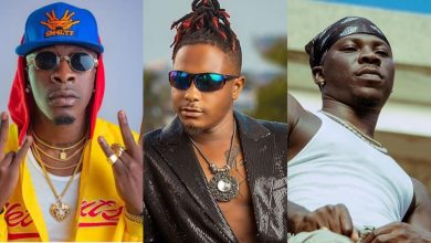 Photo of Kelvyn Boy Teases By Passing Savage Comment About Stonebwoy And Shatta Wale Clash