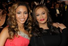 "Photo of Beyoncé is not your political leader,"" Beyonceé's mom, Tina Lawson, slams Tiwa Savage for calling her out over #EndSARS"