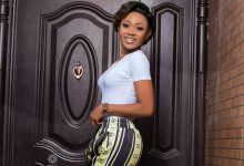 Photo of Akuapem Poloo Gives Her Small Backside For Fans To Squeeze | WATCH