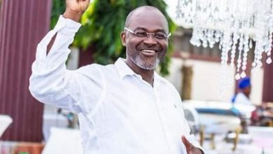 Photo of Kennedy Agyapong reveals one thing he will do if he becomes Ghana's president