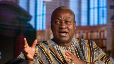 Photo of '4More For Nana Means 4More Years Of Debt For Ghana'- Mahama Jabs Nana Akufo Addo