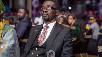 Photo of NAM1 cries over attack on his home and office by thugs [Details]