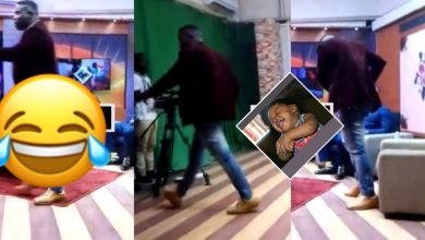 Photo of Pastor Blinks In Viral Video Shaving Lady's Private Part Walks Out On Live TV Kantanka TV