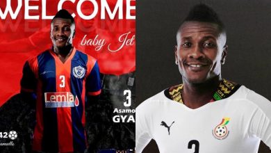 Photo of Asamoah Gyan joins Legon Cities on a four-year deal; sets to earn $1 million