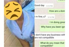 Photo of 'You're A Two Minutes Man'-16yr Old Girl Says As She Breaks Up With Boyfriend, 29