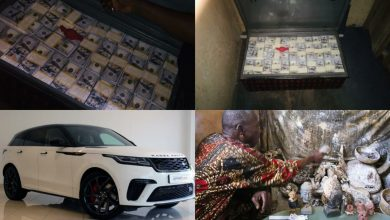 Photo of Guy who travelled to Benin on Sunday returned yesterday, bought Benz, Range Rover, House today & his mum died today