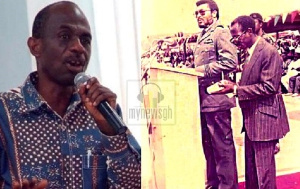 Photo of Jerry John Rawlings prosecuted his cousin for shooting and killing a woman – Asiedu Nketia reveals