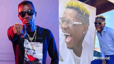 Photo of Shatta Wale disgraces Joint77 for making grammatical error; he replies