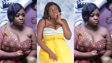Photo of Photos revealing the humble beginning of Tracey Boakye when she was living in a 'single room' in Kumasi
