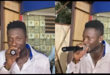 Photo of VIDEO: Asamoah Gyan Gives An A-List Artiste Performance At His Birthday Party