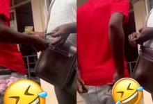 Photo of Another Guy Outsmarted With The 'Circle' Move, Takes Home Soap As A Phone