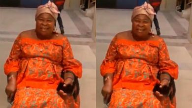Photo of Akua Donkor chastises Osofo Kyiriabosom for claiming he got the third position in the just-ended elections