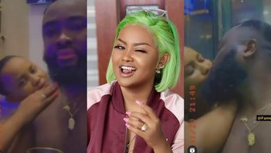 Photo of VIDEO: Nana Ama McBrown Speaks On How Video Of Her Kissing Her Husband Came Out
