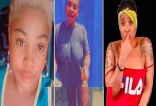 Photo of PHOTOS: Deceased Slayqueen, Ama Broni Allegedly Leaves Behind Twins